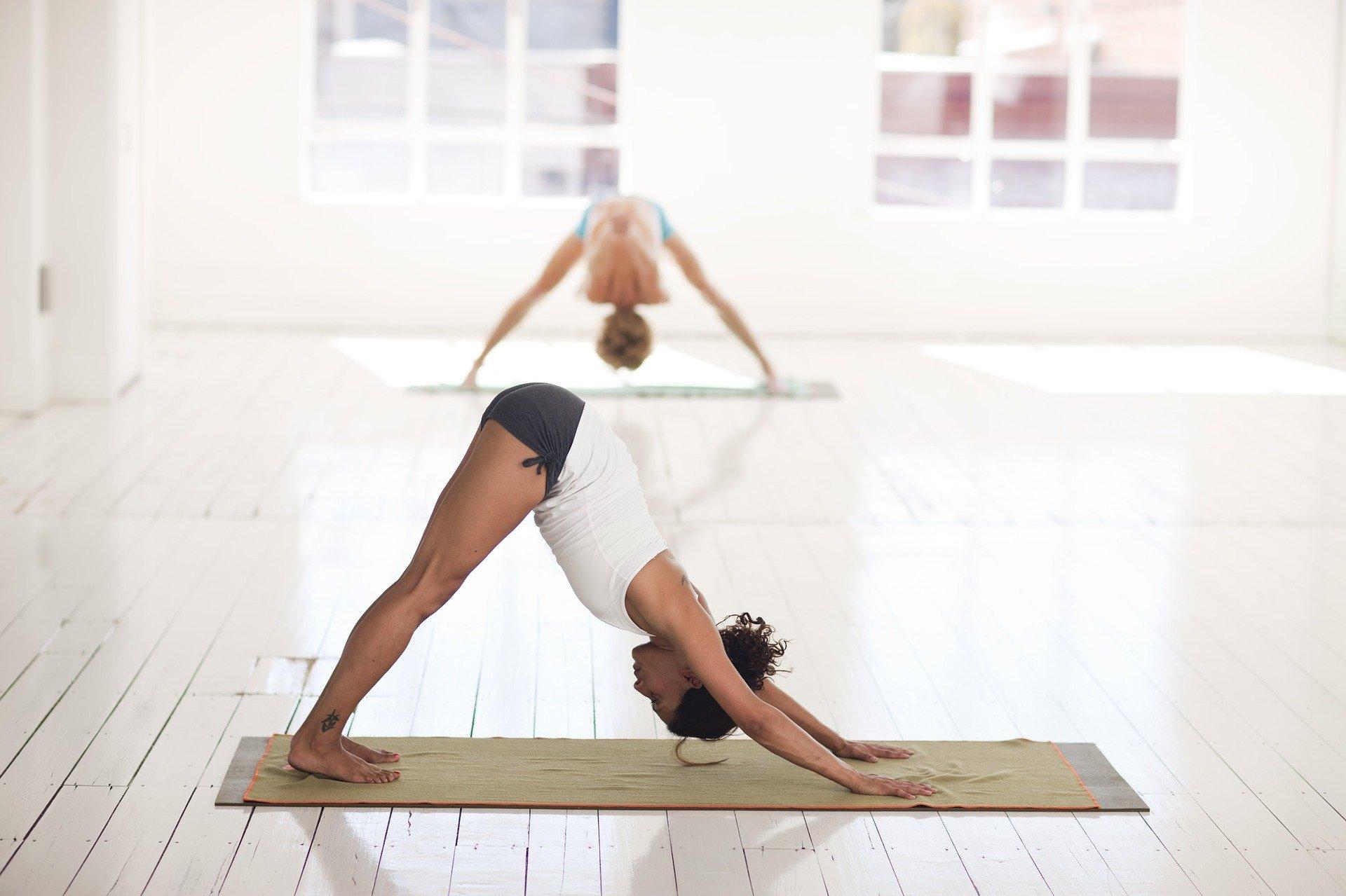 le yoga est-il un sport ?