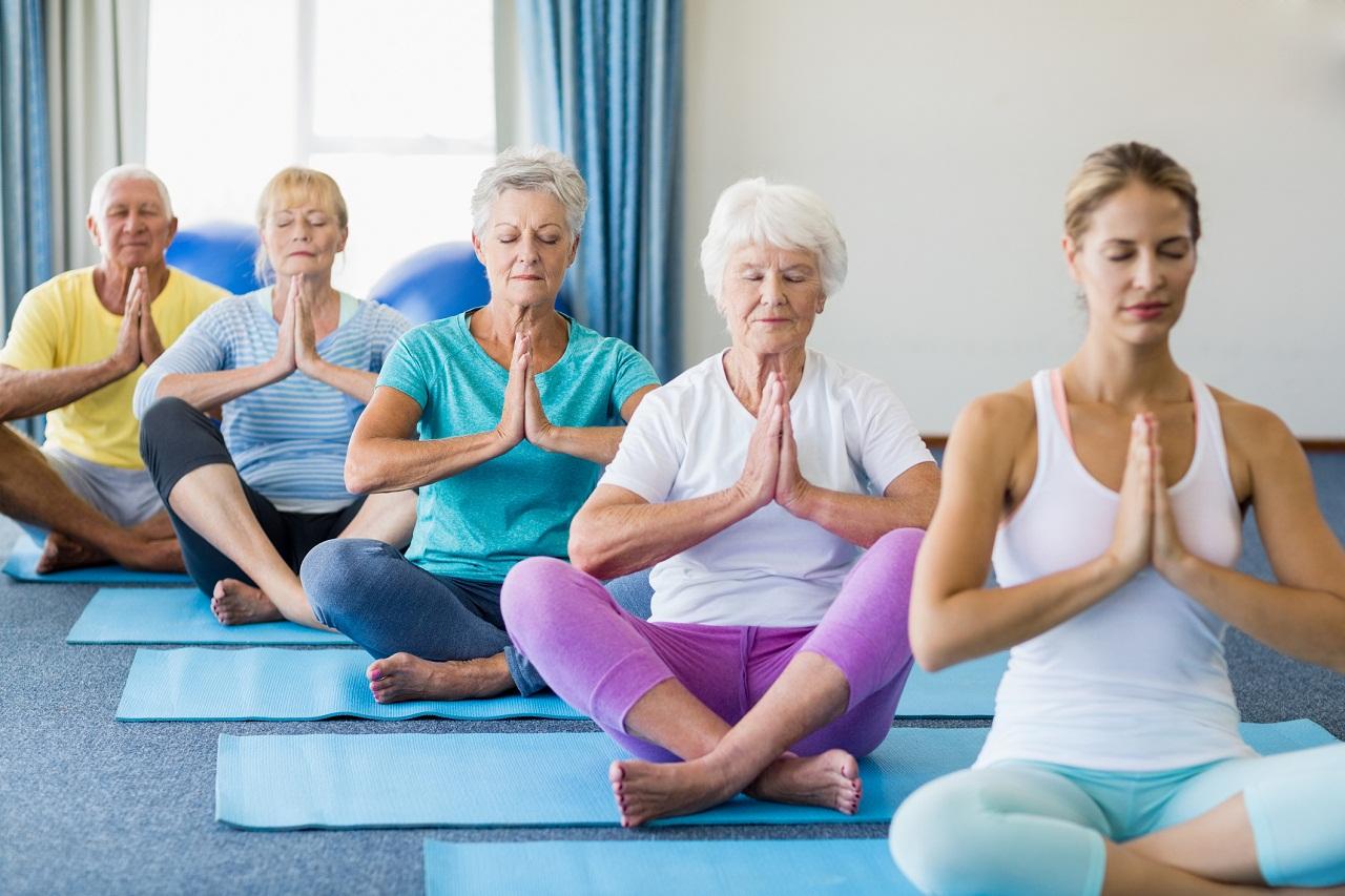 Yoga pour seniors
